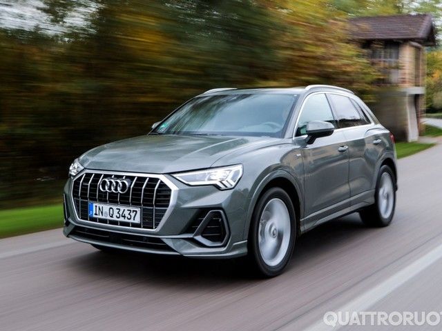 Audi Q3 - In Italia a partire da 34.200 euro
