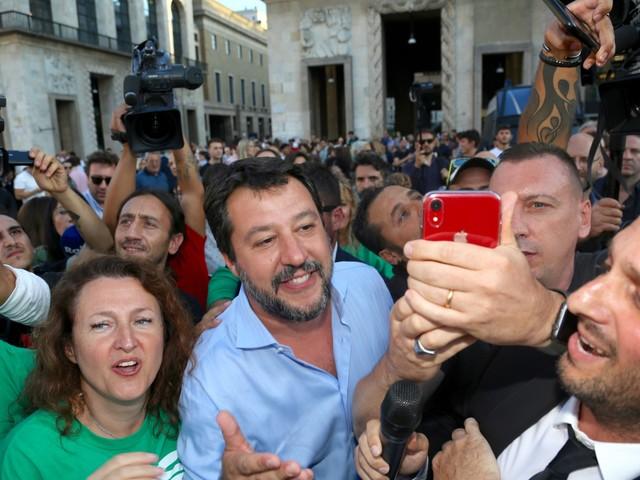 """Ius culturae, Salvini: """"La cittadinanza non è un biglietto per il luna park"""""""