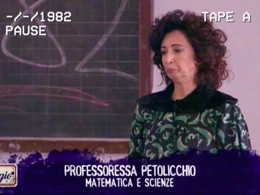 Chi è Maria Rosa Petolicchio? Età e Instagram della professoressa di matematica de Il Collegio 4