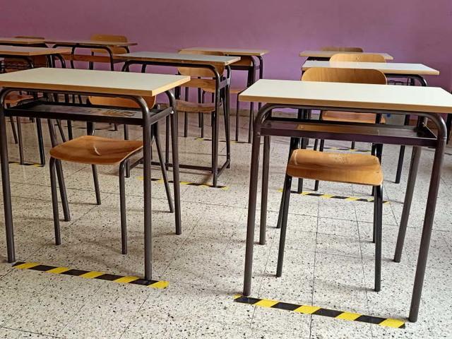 Casi sospetti di Coronavirus a scuola, nuove indicazioni dalla Regione