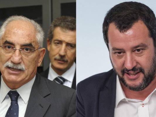 Lo scontro tra Salvini e Spataro, ripercorso dall'inizio
