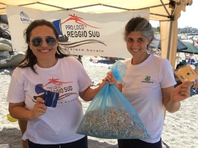 Reggio Calabria: successo a Bocale per la giornata ecologica