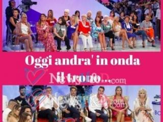 Oggi in onda a Uomini e Donne, 20-09-2017