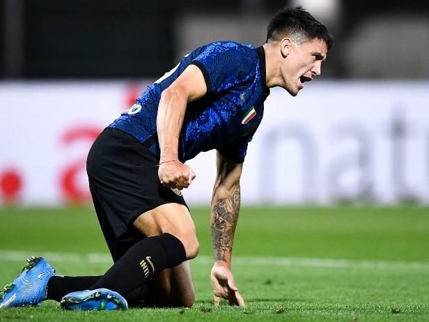 Inter, otto reti contro la Pergolettese: doppietta per Satriano. Gli highlights