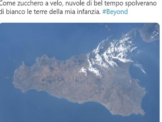 Luca Parmitano, le sue foto dell'Italia dalla stazione spaziale internazionale