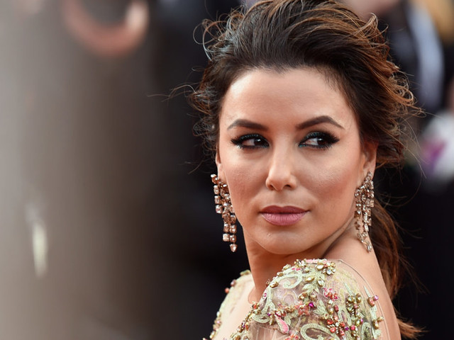Cannes 17. Il paradiso beauty di Eva (Longoria)