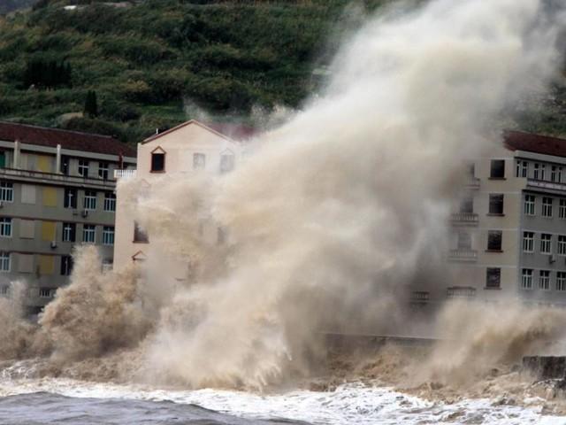 Il Giappone fa i conti con il tifone Hagibis: si registrano due morti e diversi feriti