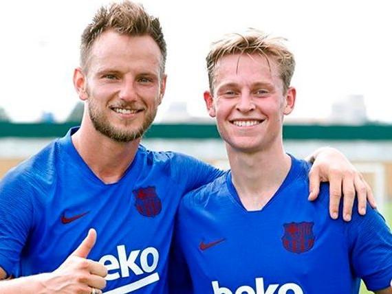 """De Jong: """"Setièn è molto simile a Valverde. Sogno il triplete, ma voglio la Champions"""""""