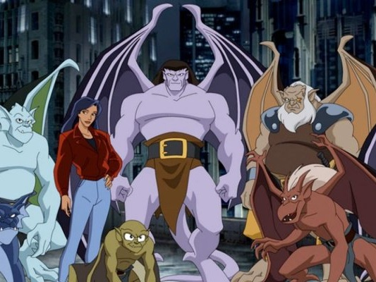 Gargoyles, il risveglio degli eroi nel catalogo di Disney+