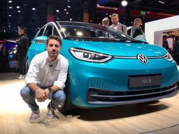 Nuova Volkswagen ID.3 in video dal Salone di Francoforte 2019