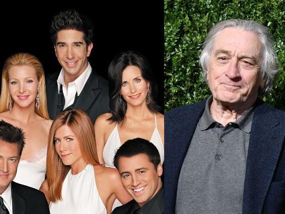 """""""Era pagata per lavorare ma guardava 'Friends'"""": Robert De Niro fa causa all'ex dipendente"""