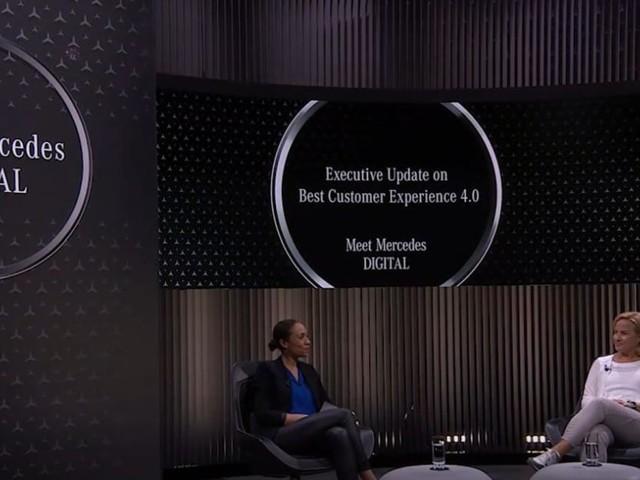 Mercedes-Benz - Il percorso di acquisto in concessionaria è sempre più digitale