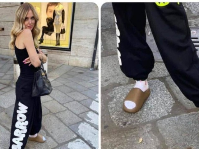 Chiara Ferragni lancia i sandali di gomma, ma i suoi fan sbottano: '149 euro è vergognoso'