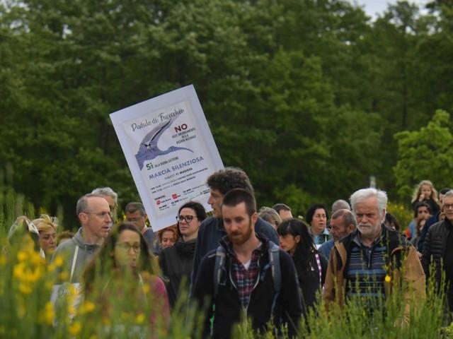 """Padule di Fucecchio, sciopero dei volontari contro l'ipotesi """"spezzatino"""" della riserva naturale"""