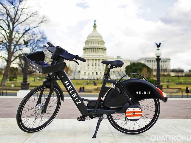 Helbiz Unlimited - Un abbonamento mensile per luso di monopattini e bici elettriche in città