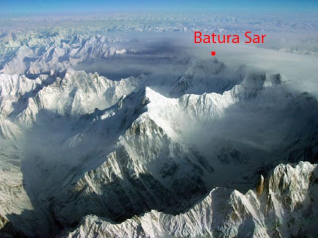 """Invernale al """"Batura Sar"""" (7.795 m): polacchi sulla via per il Campo Base"""