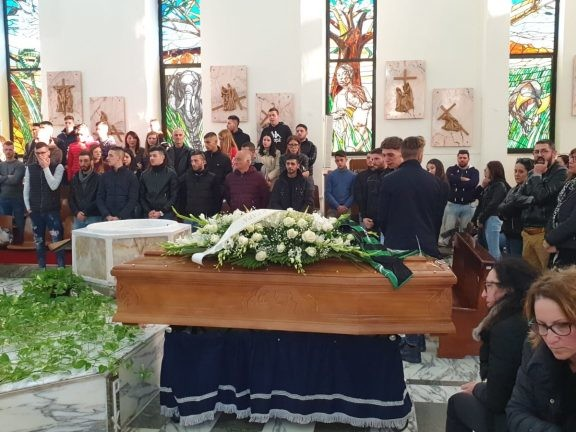 Tragedia a Partinico, lacrime e dolore per Salvatore Palazzolo
