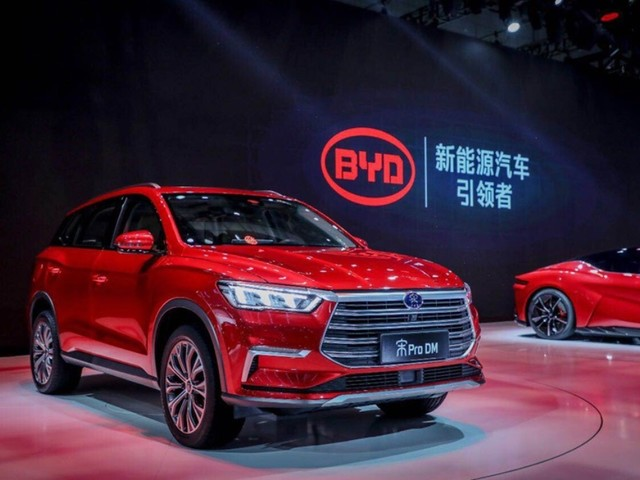 BYD ha presentato i concept car Song Pro ed eSeries al Shanghai Auto Show