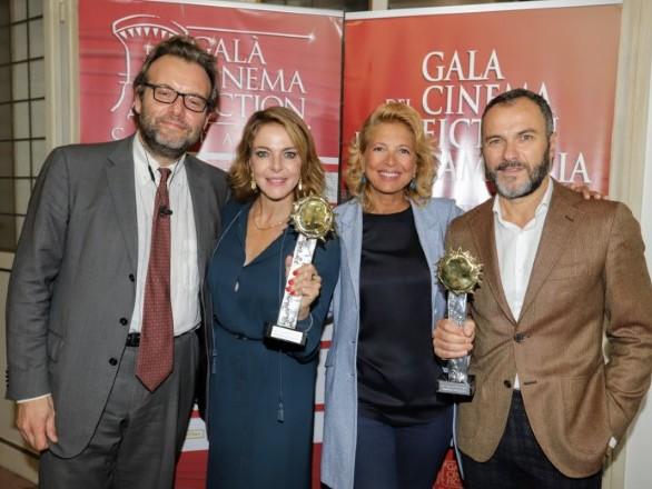Galà del Cinema e della Fiction in Campania, presentata l'XI edizione