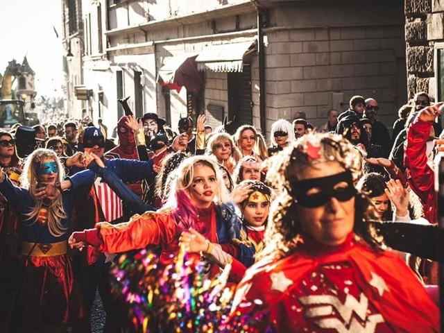 Carnevalando 2020: buona la prima a Tarquinia