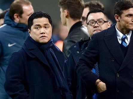 """Inter, Moratti: """"Situazione presidenza da chiarire. Per il post Thohir…"""""""