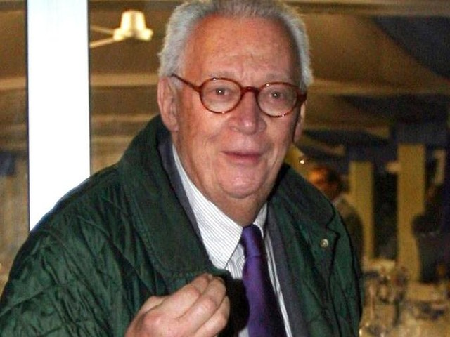 E' morto il giornalista e scrittore Giampaolo Pansa