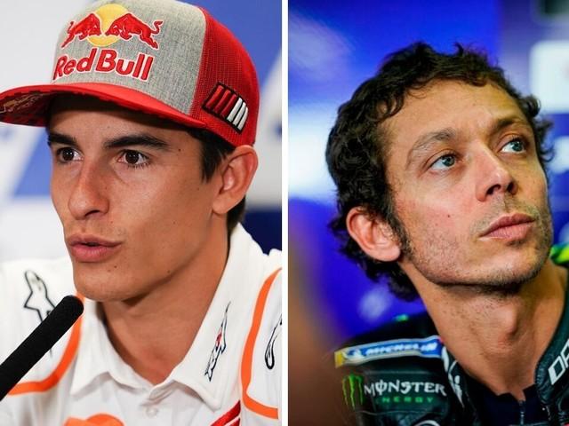 MotoGP, Marquez o Rossi? Biaggi sceglie il migliore