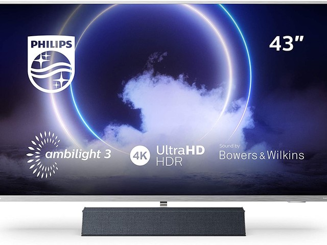 TV LED smart Philips 43pus9235 da Esselunga: in offerta al prezzo di 899 euro!