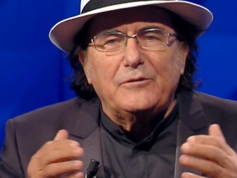 Al Bano a Cartabianca dalla politica con Berlusconi e Putin a Romina e Loredana fino a The Voice e Sanremo (video)
