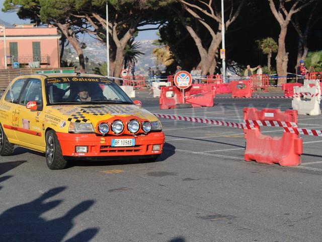 Bordighera: foto e video di Eugenio Conte della manifestazione automobilistica 'In pista per Ponente'