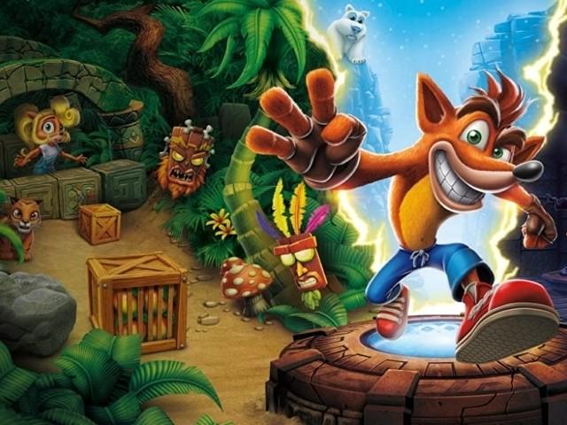 Crash Bandicoot sarà il prossimo personaggio giocabile in Super Smash Bros. Ultimate?