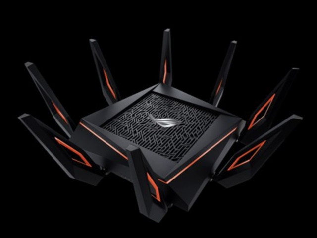 ASUS ROG Rapture GT-AX11000, router per il gaming