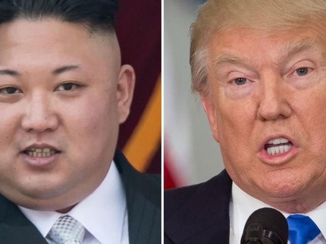"""Trump e Kim agli insulti infantili. The Donald twitta: """"Perché mi dice 'vecchio', io non gli dico 'basso e grasso'"""""""