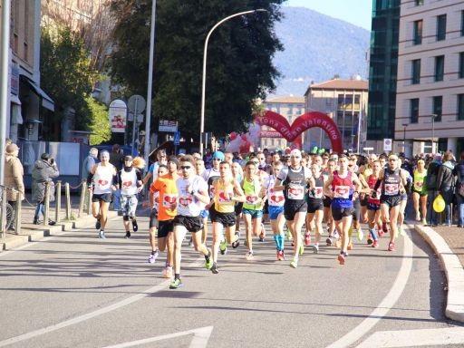 Maratona di San Valentino, tutto il piano di chiusura strade