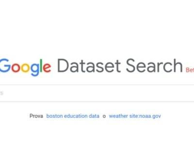 Google Data Search a servizio di giornalisti e scienziati