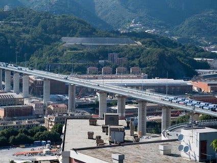 Il nuovo Ponte di Genova – Orgoglio Italiano: su Focus uno speciale per l'inaugurazione del viadotto