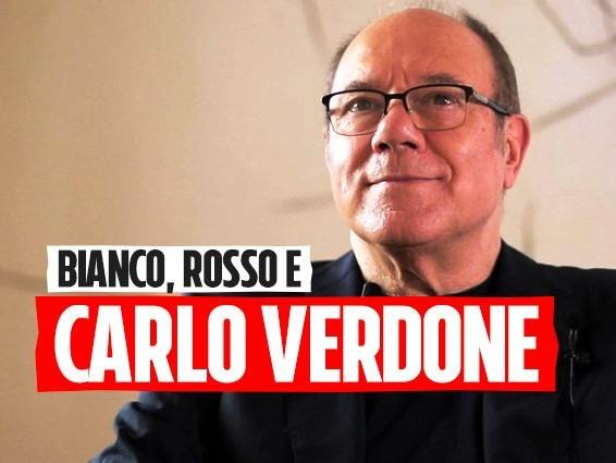"""Carlo Verdone: """"Il mio film bloccato dal coronavirus, voglio che esca in sala. Spero a gennaio 2021"""""""