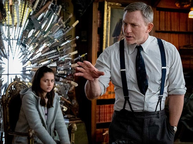 Cena Con Delitto – Knives Out: Daniel Craig favorevole al sequel