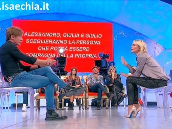 'Uomini e Donne': l'opinione di Chia sulla puntata del Trono classico del 10/10/19