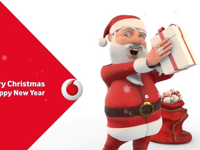 Il Natale di Vodafone prosegue fino al 31 gennaio 2018: prorogate le offerte Christmas Pack