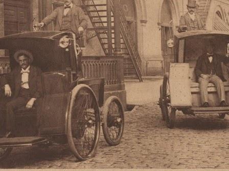 Electrobats, i taxi elettrici del 1898 a New York
