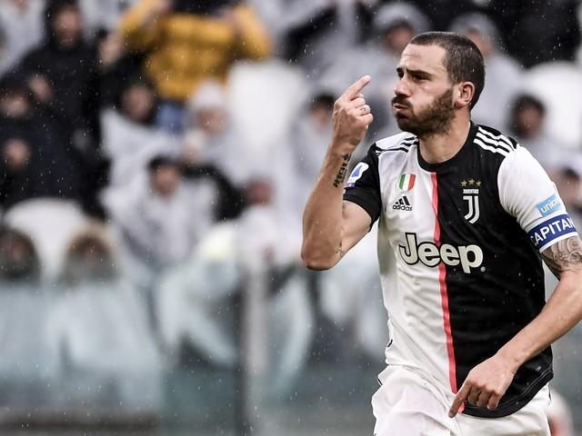Juventus, Bonucci: ''Le decisioni arbitrali hanno condizionato il risultato''