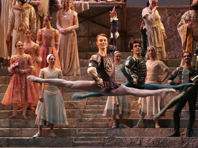 Danza: Andrijashenko al Royal Ballet protagonista di 'Romeo e Giulietta'