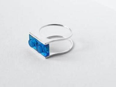 Gli anelli LEGO sono la nuova tendenza basta avere una stampante 3D