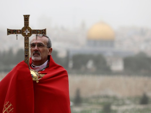 Pope appoints Archbishop Pizzaballa Patriarch of Jerusalem