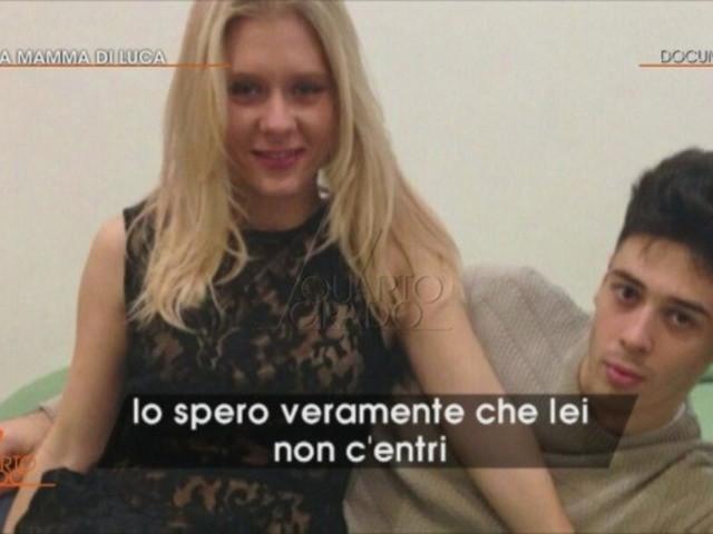 """Omicidio Luca Sacchi, la madre: """"Era un figlio spettacolare, non un delinquente come chi l'ha ucciso"""""""