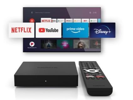 StreamView, licenziataria del brand Nokia per Smart TV e Set Top Box, apre in Italia