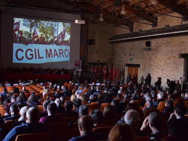 Cgil Marche: il documento politico del congresso