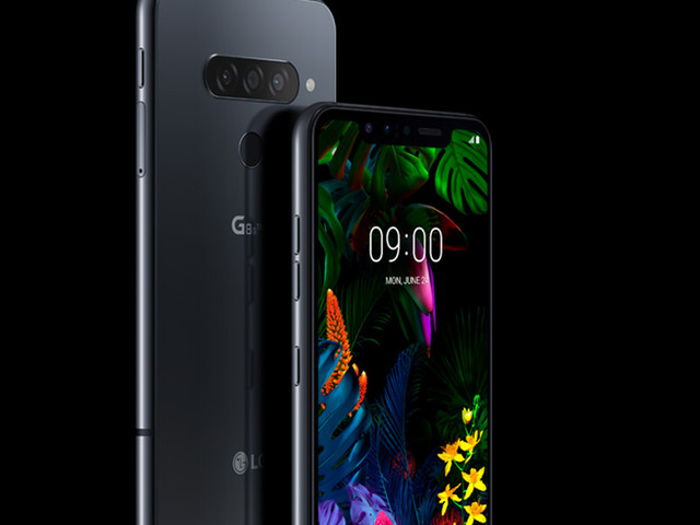 LG G8s ThinQ disponibile in Italia
