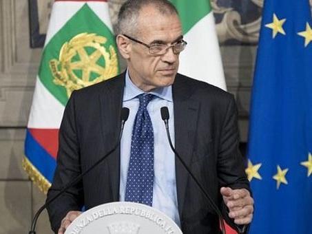 """Cottarelli a TLB: """"Nel DEF maggior realismo, momento della verità sarà autunno"""""""